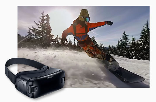 Virtual Reality 360 Video Reel