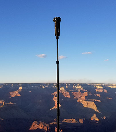 Grand Canyon View - 360 Camera