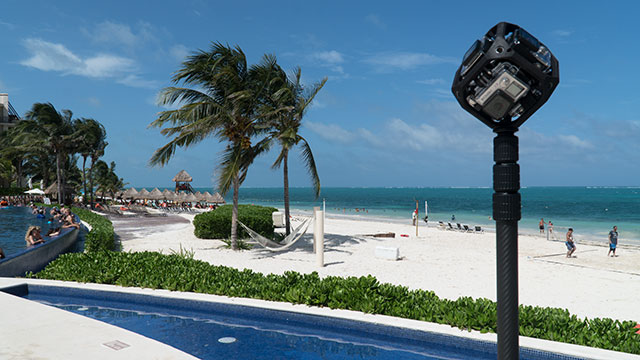 Dreams Resorts & Spas, 360 Camera Ready for a dip in the pool