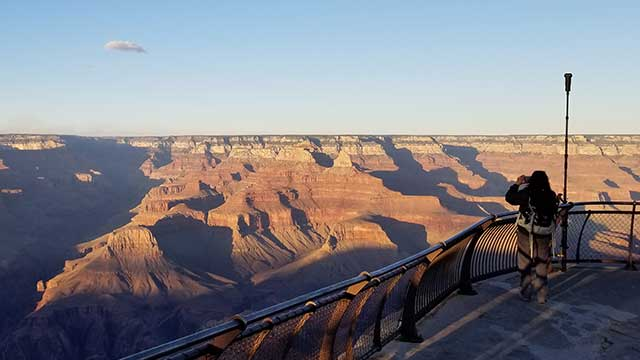 Mono 360 Camera Captures Grand Canyon View