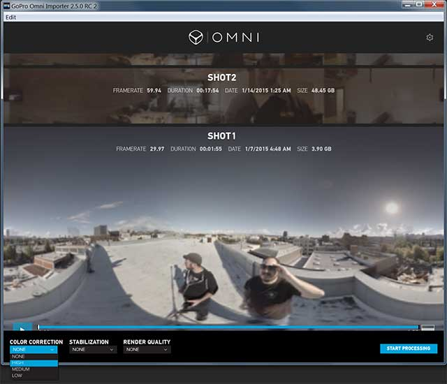 GoPro Omni Hands-on Review | 360 Labs