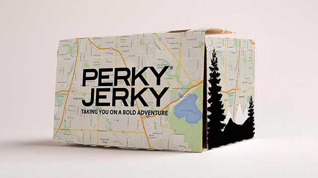 Perky Jerky custom Dodocase Viewer
