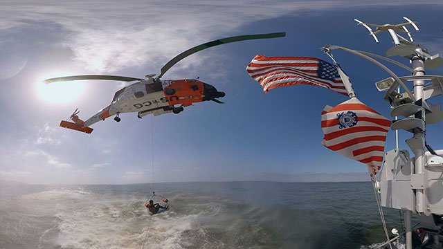US Coast Guard - Spatial Audio Project