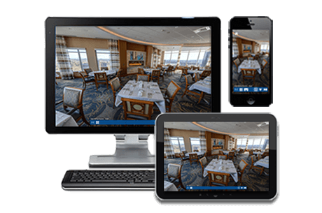 Virtual Tours - Compatible for all screens and VR headsets